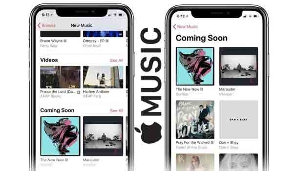 Apple Music Proximamente Musica para todos