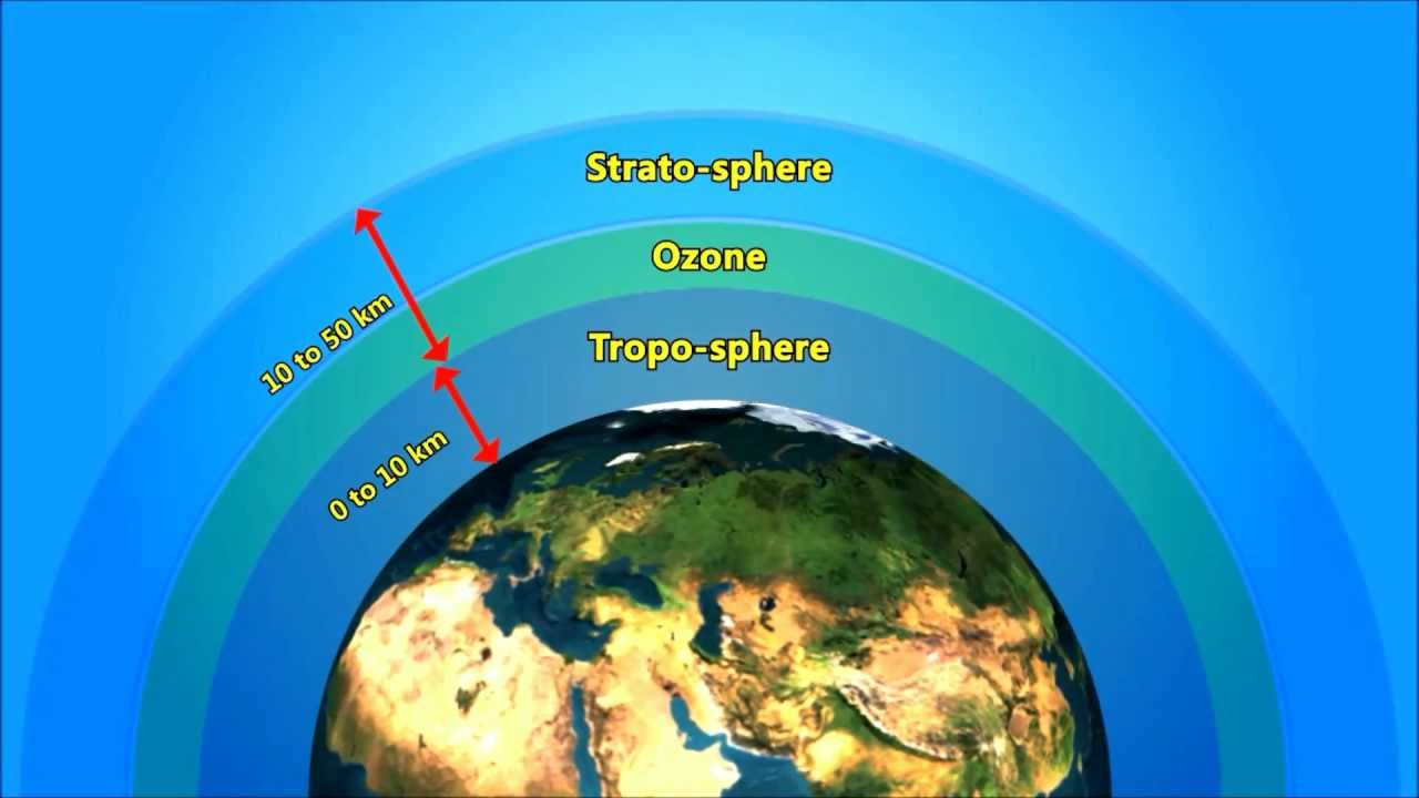 the growing concern over the depletion of the ozone layer and its effects Human and environmental effects the concern over depletion of the ozone layer of educational materials developed by the environmental literacy council.