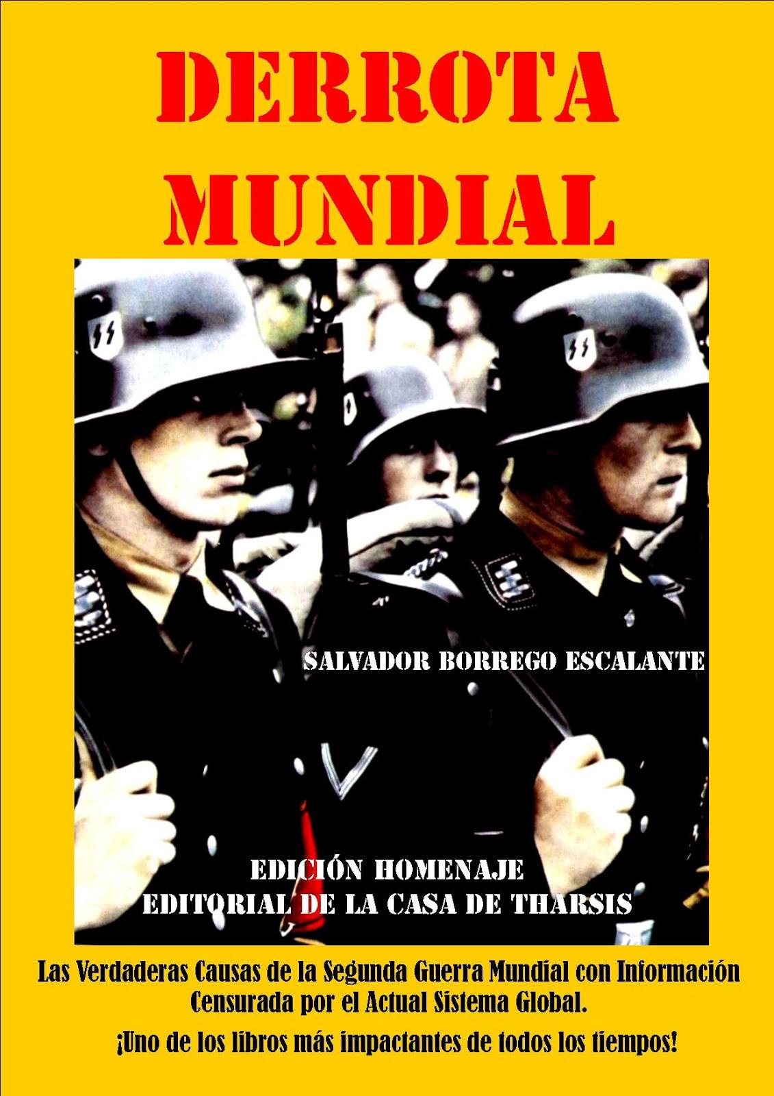 derrota mundial salvador borrego libros pdf