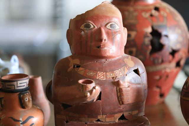 Recently discovered Wari ceramics reveal origin of first Peruvian empire