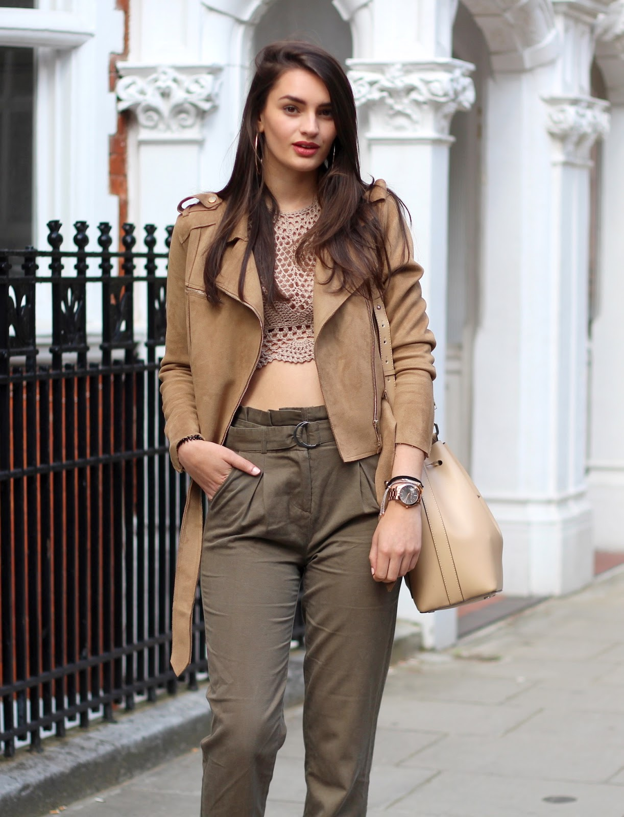 london summer street style