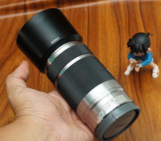 Lensa tele 55-210 Untuk Sony E Mirrorless