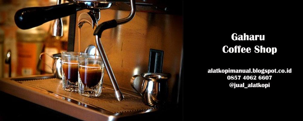 Tersedia Mesin Espresso
