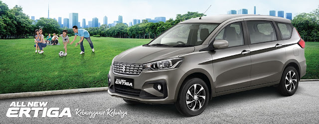 Harga Suzuki All New Ertiga Di Jakarta
