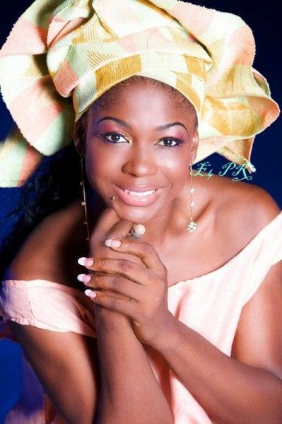 nigerian actress susan peters engaged
