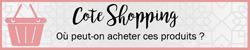 Côté Shopping • Le Blog de MissEmma