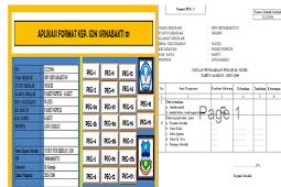 [ Xls ] Format Excel Aplikasi Administrasi Guru dan Kepala Sekolah Tentang Data Kepegawaian