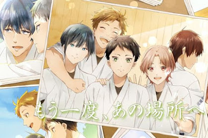 Download Anime Dragon Crisis Tsurune: Kazemai Koukou Kyuudoubu (Episode 1 - 7) Subtitle Indonesia