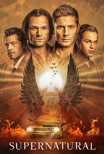 Supernatural Temporada 15 (HDTV 720p Ingles Subtitulada)