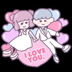CHIMLY COUPLE