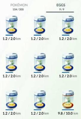 Cara Menetaskan Telur Pokemon / Pokemon Egg