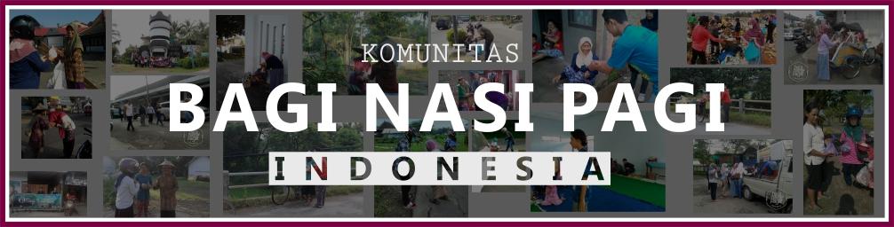 Komunitas Bagi Nasi Pagi Indonesia