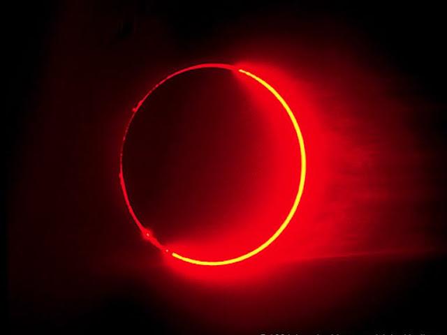 Surya Grahan Solar  eclipse