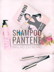 M3T - Resenha Shampoo Brilho Extremo