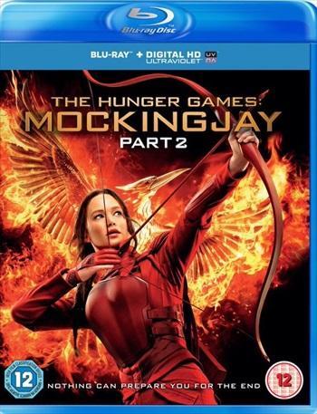 The Hunger Games Mockingjay Part 2 2015 English 480p BRRip 350MB ESubs
