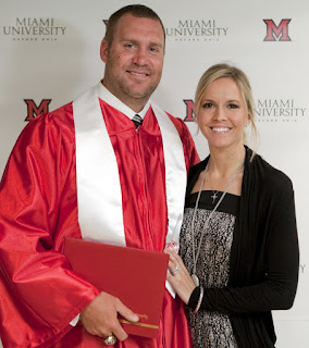 Ben Roethlisberger and wife Ashley Harlan