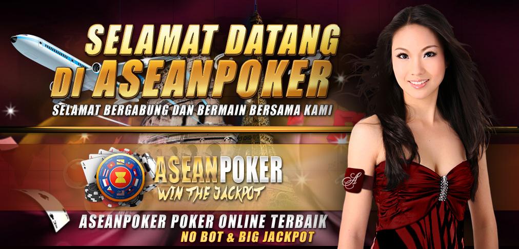 ASEANPOKER: Dominobet,DominoQQ,Domino 88,Bandar Ceme,Bandar Poker Terpercaya