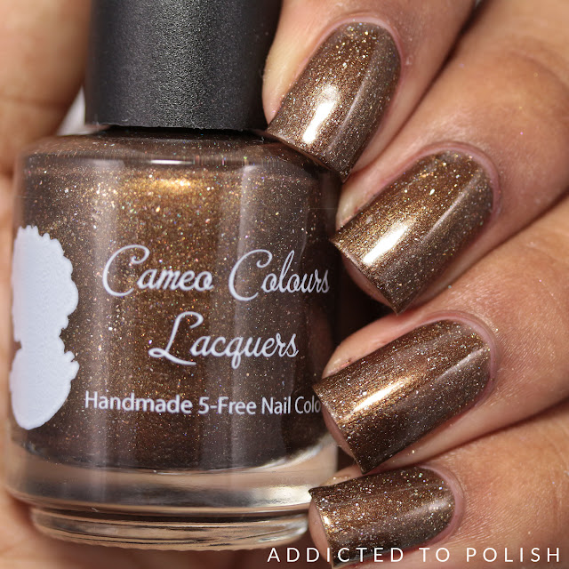 Cameo Colours Lacquers Conversations Over Cocoa