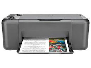 Image HP Deskjet F2430 Printer