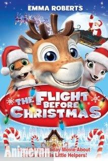 Niko 1: Chuyến Bay Kỳ Thú - The Flight Before Christmas niko 1 2008 Poster