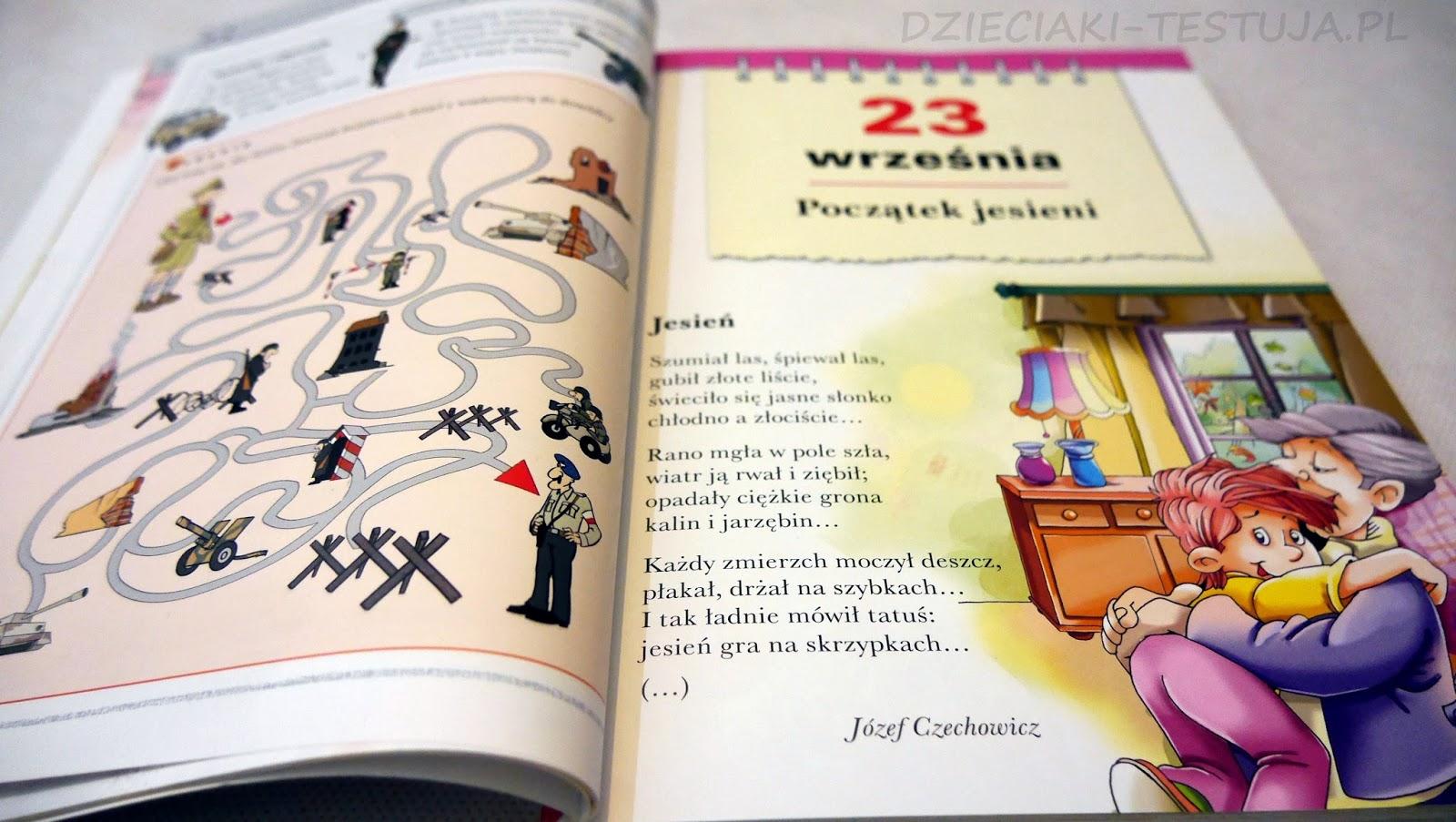 Sto Wierszy Na Każdą Okazję Dzieciaki Testujapl