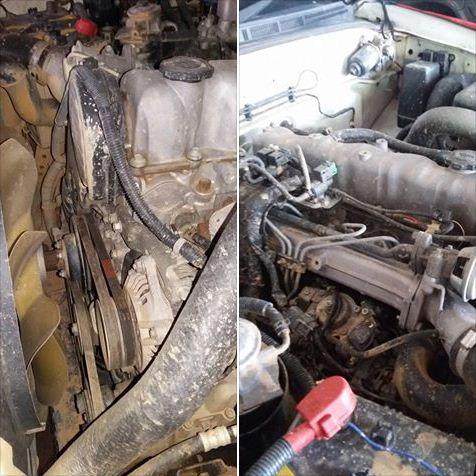 Ford Ranger 2.5 Diesel tenaga ngempos tidak bertambah