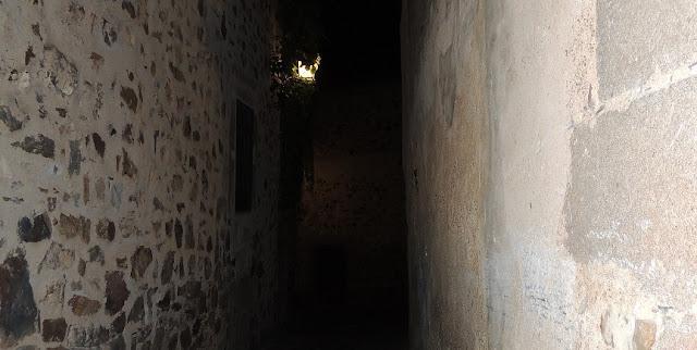 Cáceres callejón