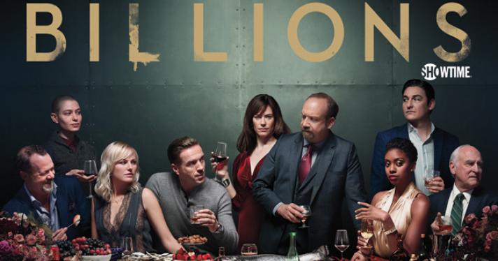 Ratings Review: BILLIONS (Season Four)