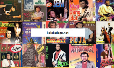Koleksi Lagu Mp3 Rhoma Irama Full Album