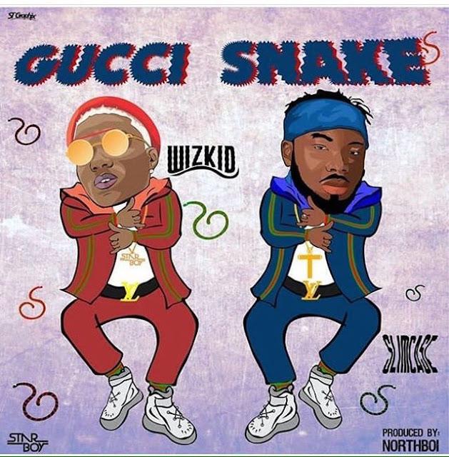 Wizkid Feat. Slimcase - Gucci Snake