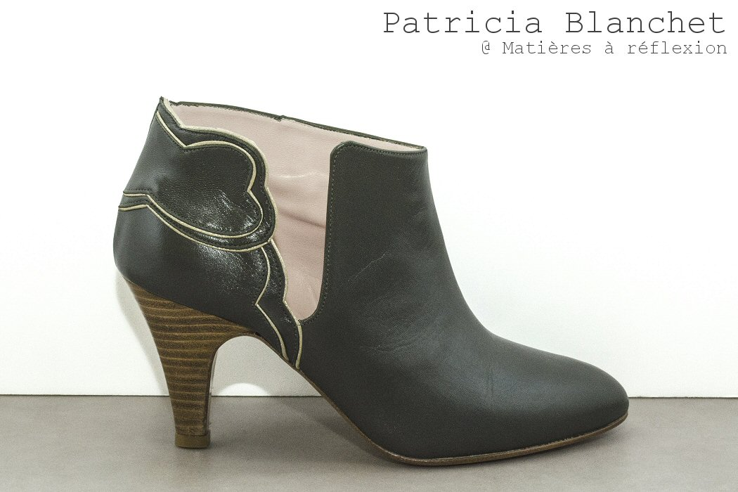 Patricia Blanchet boots kiki