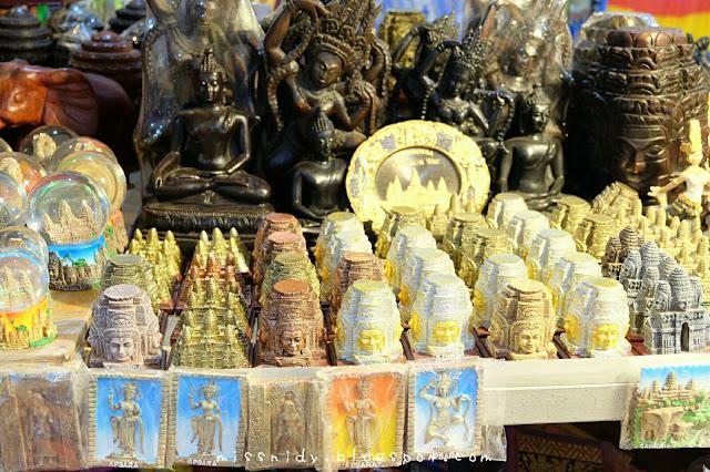 oleh-oleh khas cambodia