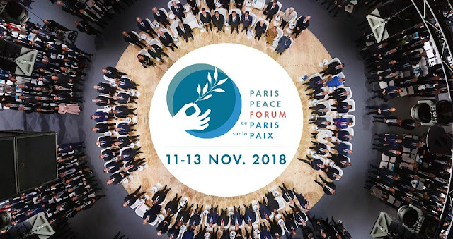 esa s space vision presented at paris peace forum