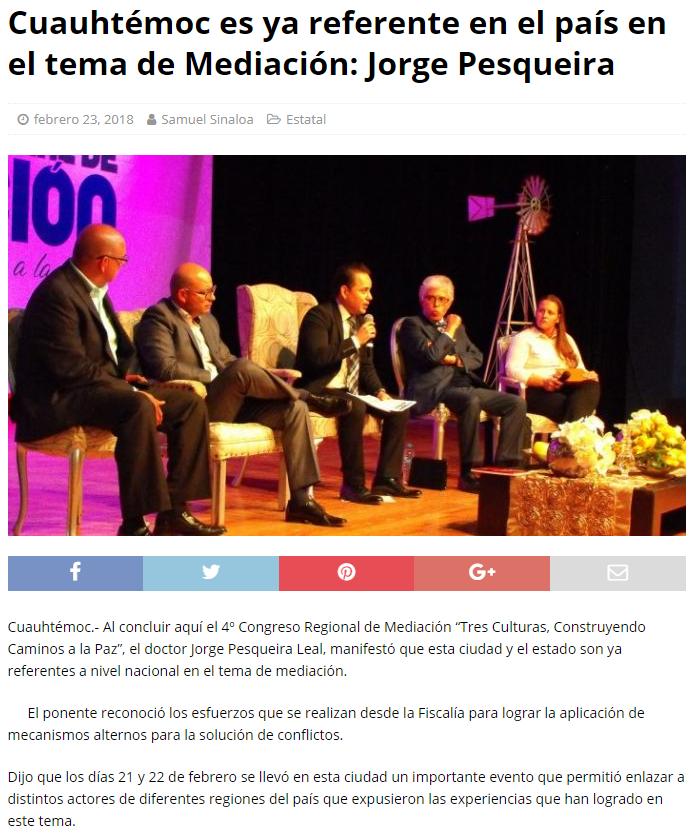 Mediaci n monterrey for Mediacion penitenciaria