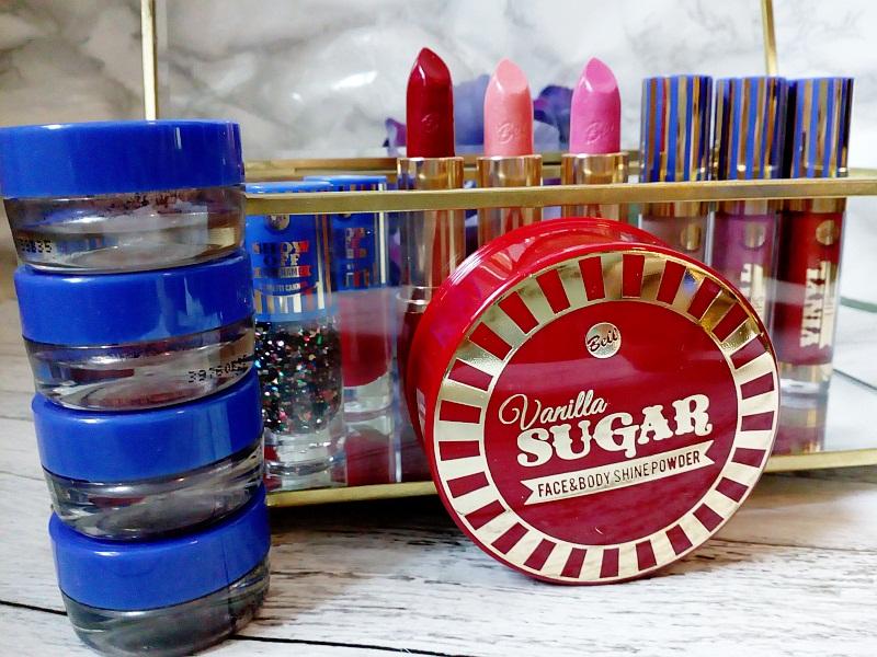 Limitowana kolekcja kosmetyków | Bell Carnival.