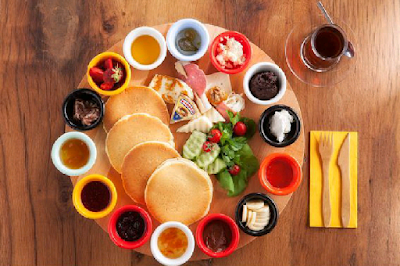 pancake, pankek, kahvalti