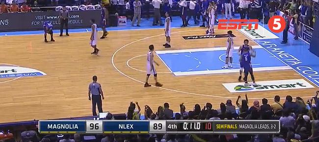 Magnolia eliminates NLEX, 96-89 (REPLAY VIDEO) Semis Game 6 / March 20
