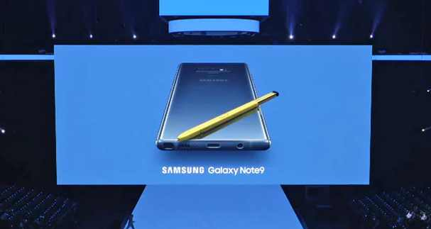 Samsung Lunch Galaxy Note 9 ,Big Display ,Big Battery and Low Light Photography ....