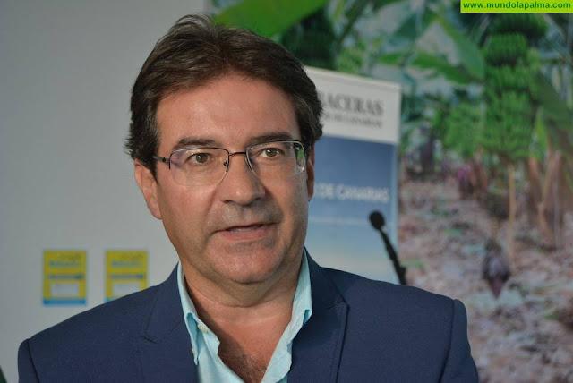 El Cabildo agradece al Gobierno que afiance en La Palma la inspección sanitaria vegetal