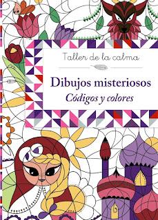 """""""Taller de la calma: Dibujos misteriosos, códigos y colores"""""""