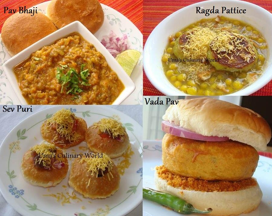 Umas Culinary World Indian Fast Food Mumbai Street Food