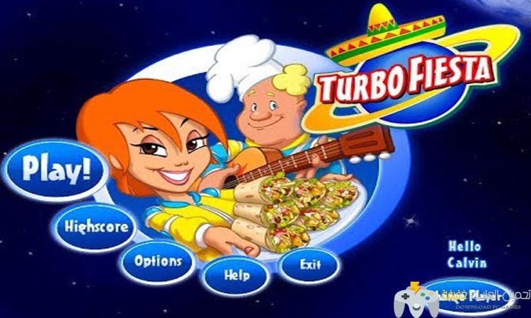 تحميل لعبة الطبخ الجديدة Turbo Fiesta للكمبيوتر