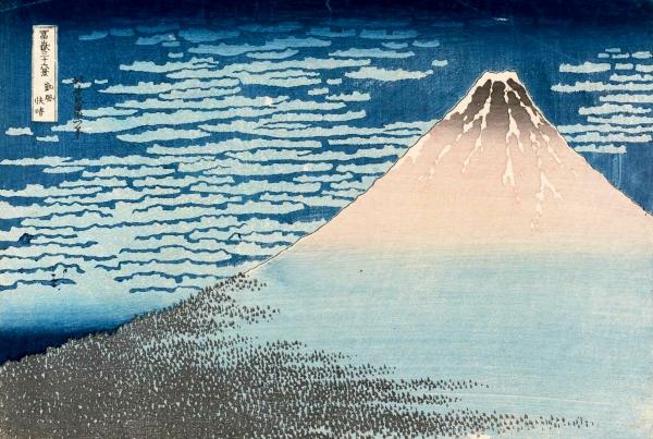 Mont Fuji (Katsushika Hokusai)
