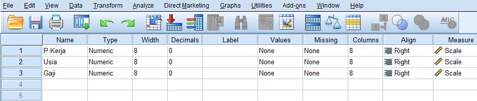 cara menghitung korelasi parsial dengan menggunakan program spss statistik