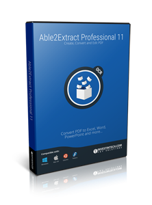 Able2Extract Professional v11 Free Download