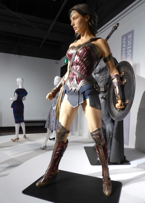 Wonder Woman Dawn of Justice film costume