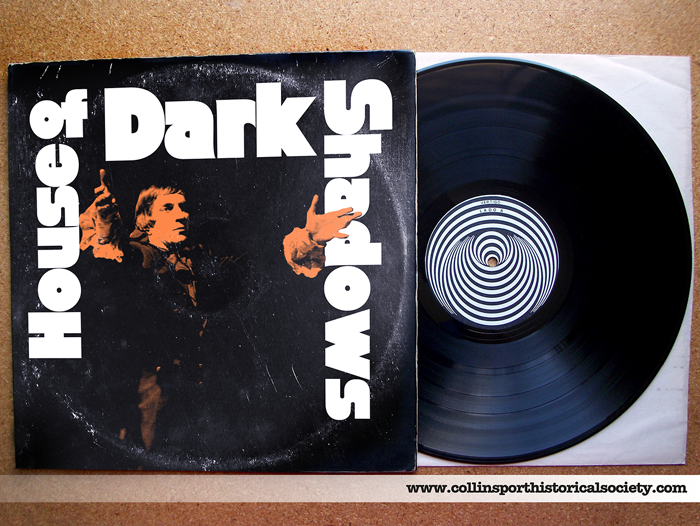 The Collinsport Historical Society Dark Shadows Is Metal As Fk