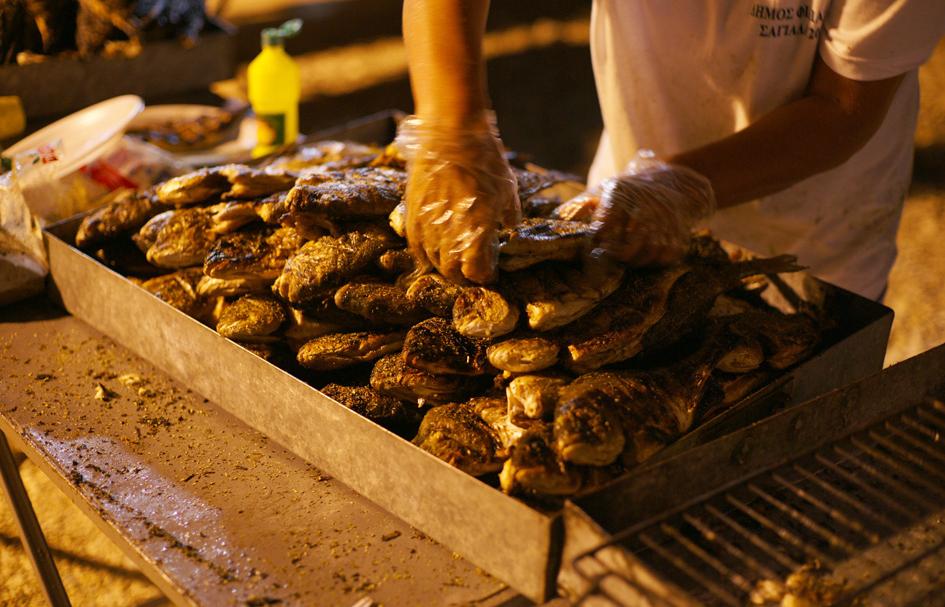 Θεσπρωτία: Μήνυμα από τη γιορτή τσιπούρας στη Σαγιάδα: Οι ιχθυοκαλλιέργειες της Θεσπρωτίας αντέχουν στην κρίση!