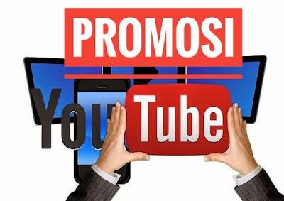 saatnya promosi youtube