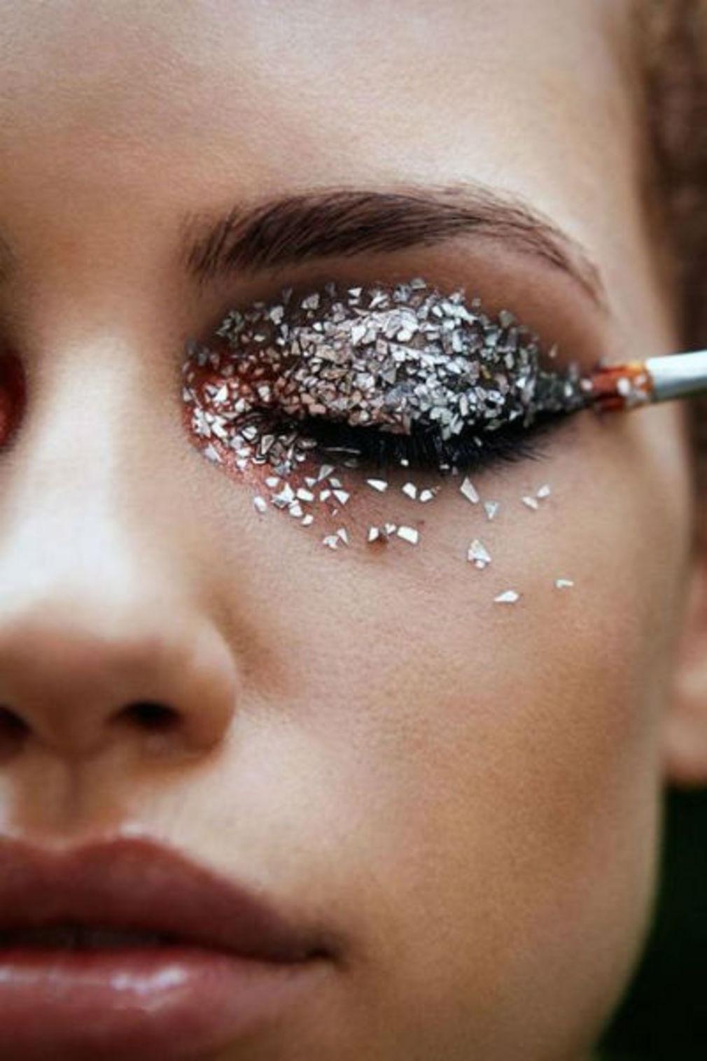 Assez 10 idées de maquillage pour Noël - La ruche d'Hivency JF77